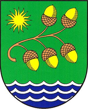 Znak obce Rohatec